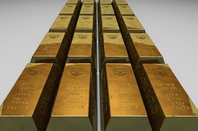 bästa guldaktierna