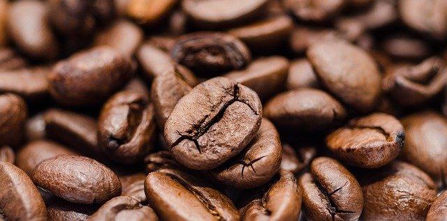kaffe råvaror